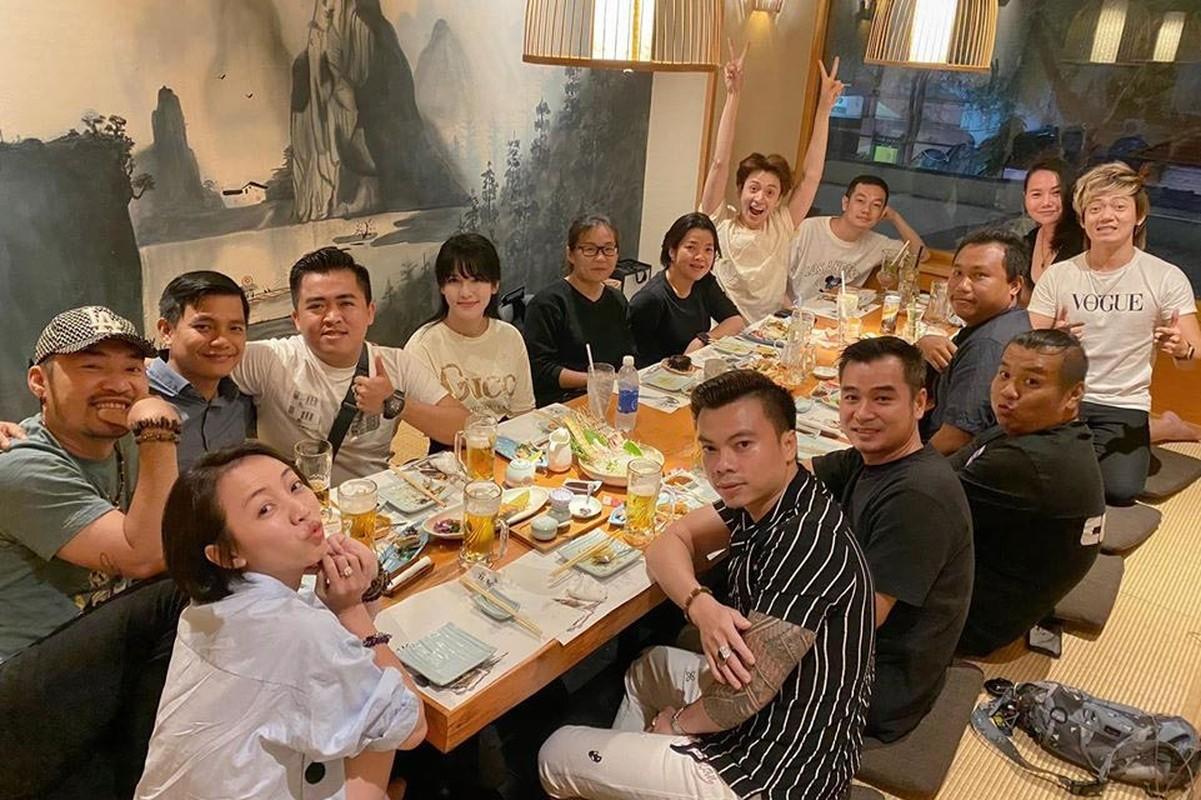 MC Vu Thu Hoai khoe anh hanh phuc ben ban trai-Hinh-8