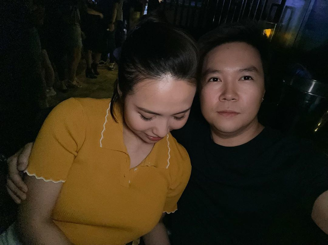 Anh thanh xuan cua BTV Hoai Anh ben Ly Hung, Thuong Tin-Hinh-10