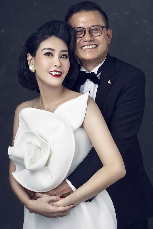 Lay chong giau, song cung 4 con Ha Kieu Anh quen di song gio-Hinh-5