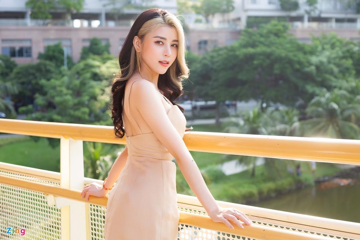 Ngan ngo truoc vong eo 54 cm cua quan quan The Voice Ngoc Anh-Hinh-7