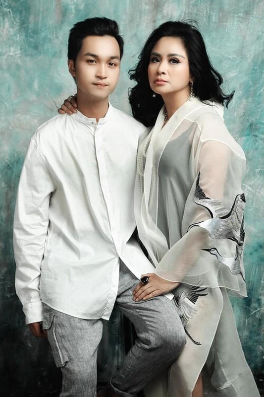 Thanh Lam khoe anh con trai tron 22 tuoi, giong tai tu Hong Kong