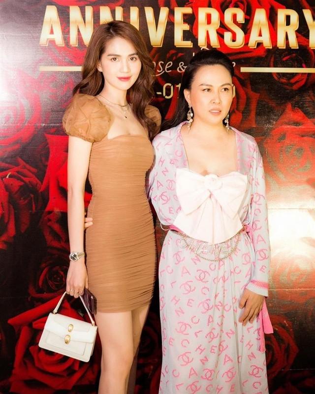 Do sac dan my nhan dinh dam, dung nhan Phuong Chanel the nao?