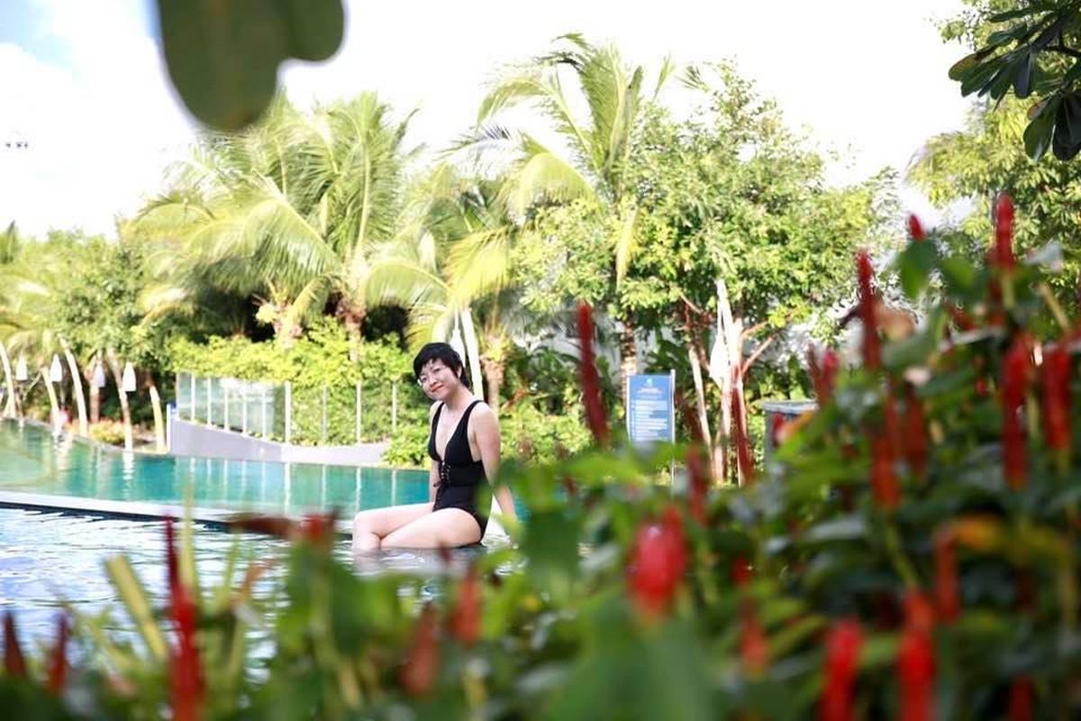 MC Thao Van hiem hoi khoe anh mac bikini o tuoi 50-Hinh-5