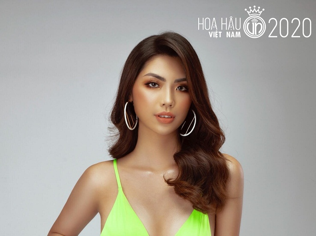 "Lo dien dan thi sinh ""nang ky"" tai Hoa hau Viet Nam 2020-Hinh-10"