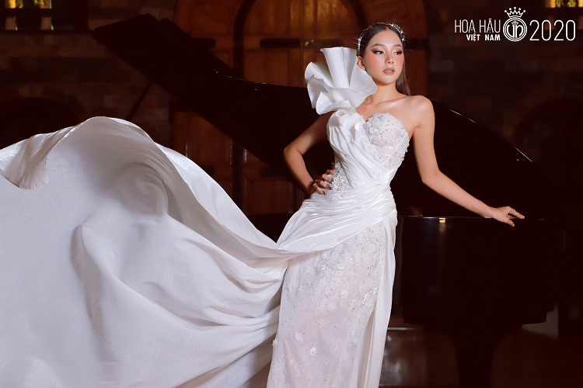 "Lo dien dan thi sinh ""nang ky"" tai Hoa hau Viet Nam 2020-Hinh-5"