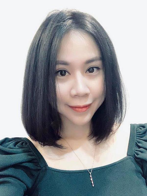 """Chan dung nguoi vo """"canh vang la ngoc"""", kin tieng cua MC Tuan Tu-Hinh-10"""
