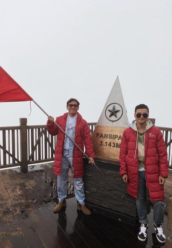 MC Tuan Tu phong do khi chung khung hinh voi BTV Hoai Anh-Hinh-9