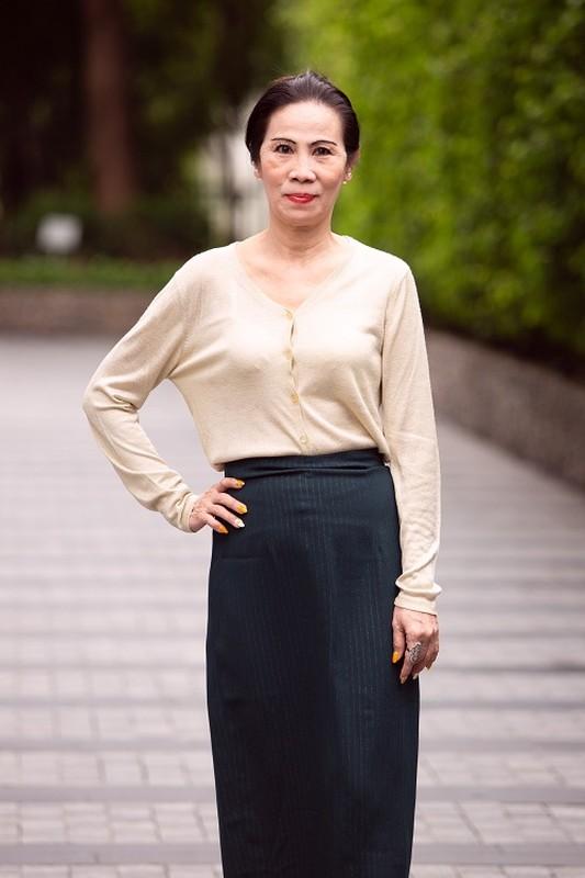 Thi sinh U60 xuat hien o vong So khao HHVN 2020 gay xon xao