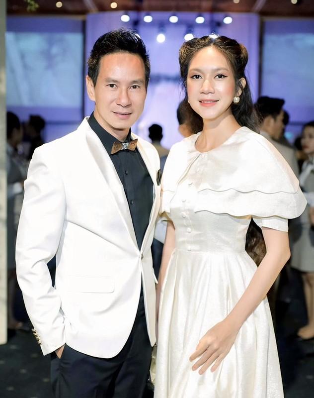 Ly Hai ho tong vo tre dep di dam cuoi dao dien Ly Hoang-Hinh-3