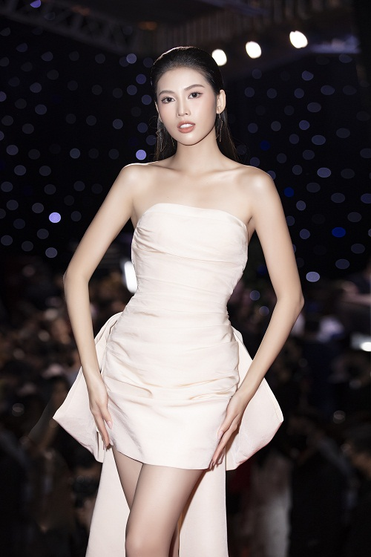 A hau Phuong Anh - Ngoc Thao so ke sac voc o su kien-Hinh-5