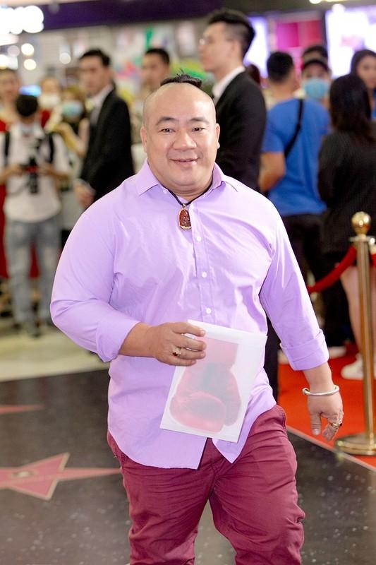 MC Quyen Linh dua con gai xinh nhu hoa hau di su kien-Hinh-12