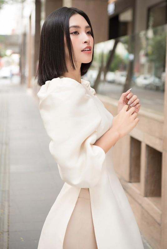 Do My Linh, Tieu Vy dep gay me trong bo anh ao dai Tet-Hinh-10