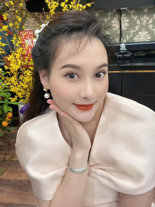 Nhan sac xinh dep cua dien vien Bao Thanh khi mang bau lan 2-Hinh-10