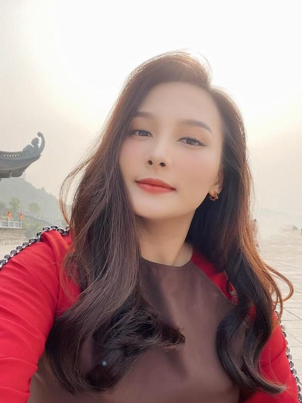 Nhan sac xinh dep cua dien vien Bao Thanh khi mang bau lan 2-Hinh-11