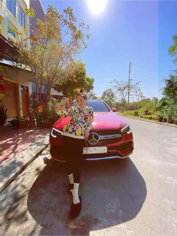 Nhan sac xinh dep cua dien vien Bao Thanh khi mang bau lan 2-Hinh-6