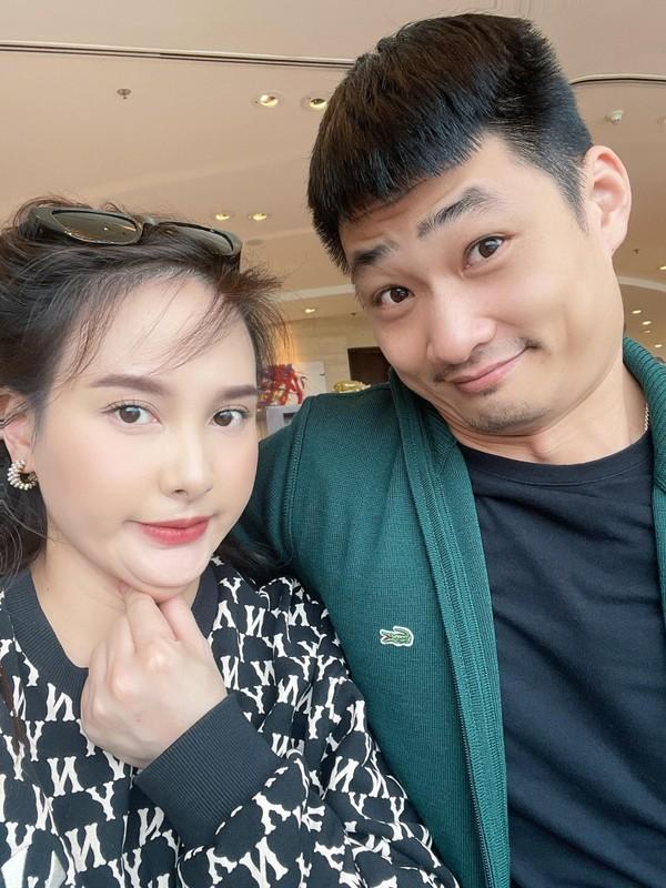 Nhan sac xinh dep cua dien vien Bao Thanh khi mang bau lan 2-Hinh-9