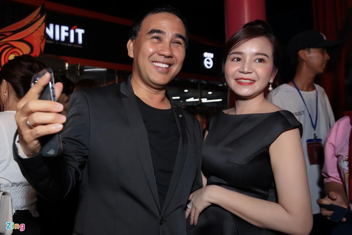 Mai Thu Huyen va dan sao Viet tham du buoi ra mat phim