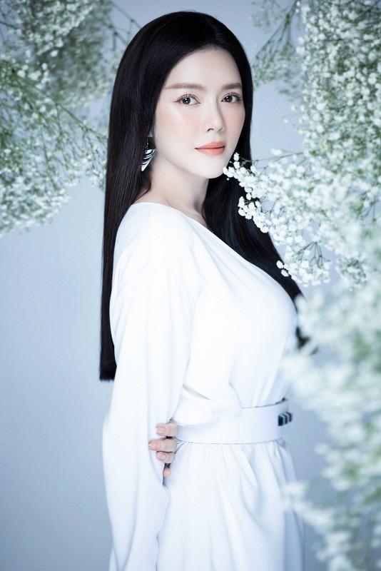 Ly Nha Ky khoe nhan sac lao hoa nguoc trong bo anh moi-Hinh-7