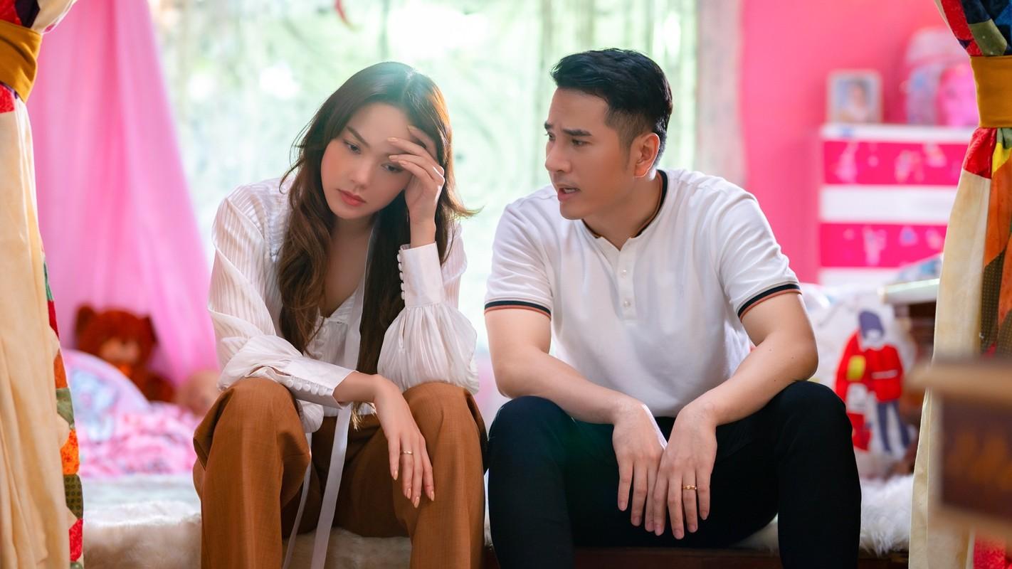 Mot ngay cua Minh Hang va be Bu Tot tren phim truong-Hinh-6