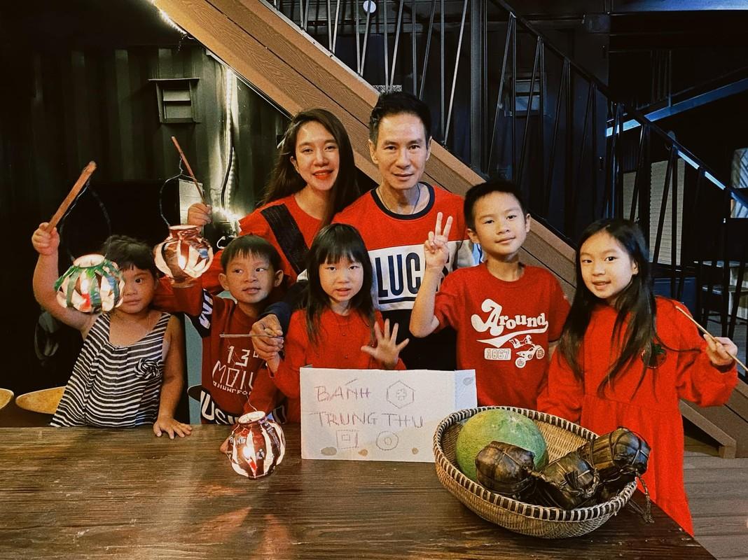 Thuc hu Ly Hai - Minh Ha da bi mat sinh con thu 5