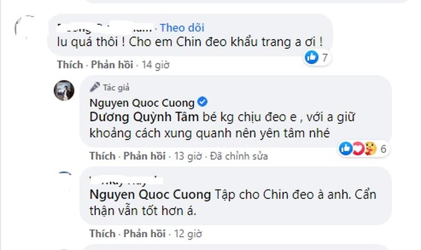 Cho con gai ra duong khong deo khau trang, Cuong Do la noi gi?-Hinh-3