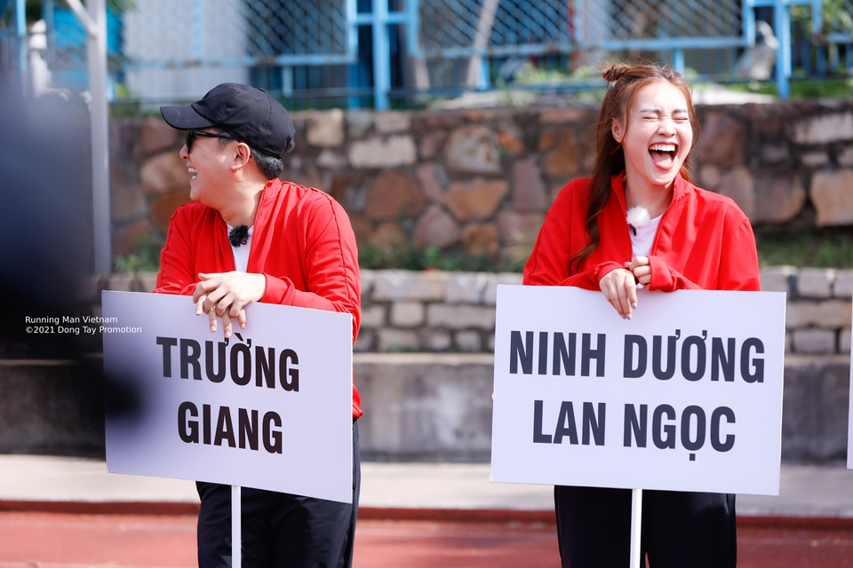 Hau truong vui nhon ghi hinh tap 2 Running Man-Hinh-2
