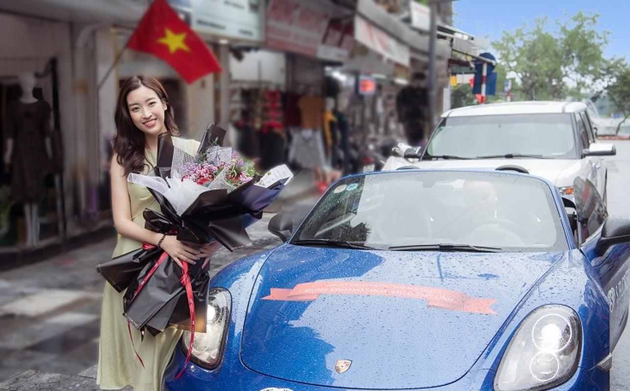 Do My Linh khoe phong ngap hoa trong ngay sinh nhat tuoi 25-Hinh-2