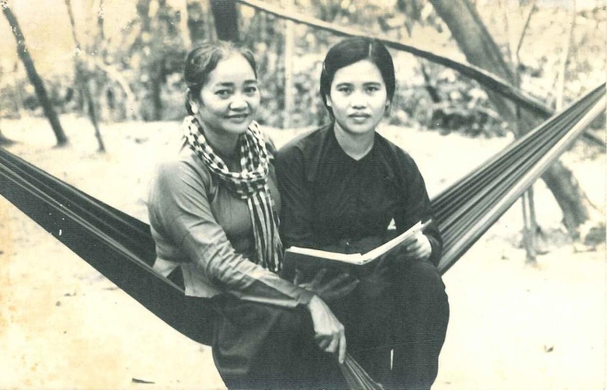 Anh hiem ve nu tuong dau tien cua Quan doi nhan dan Viet Nam-Hinh-3
