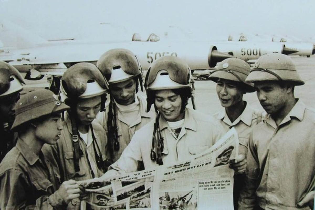 Phi cong Viet Nam nao ban roi nhieu may bay My nhat?