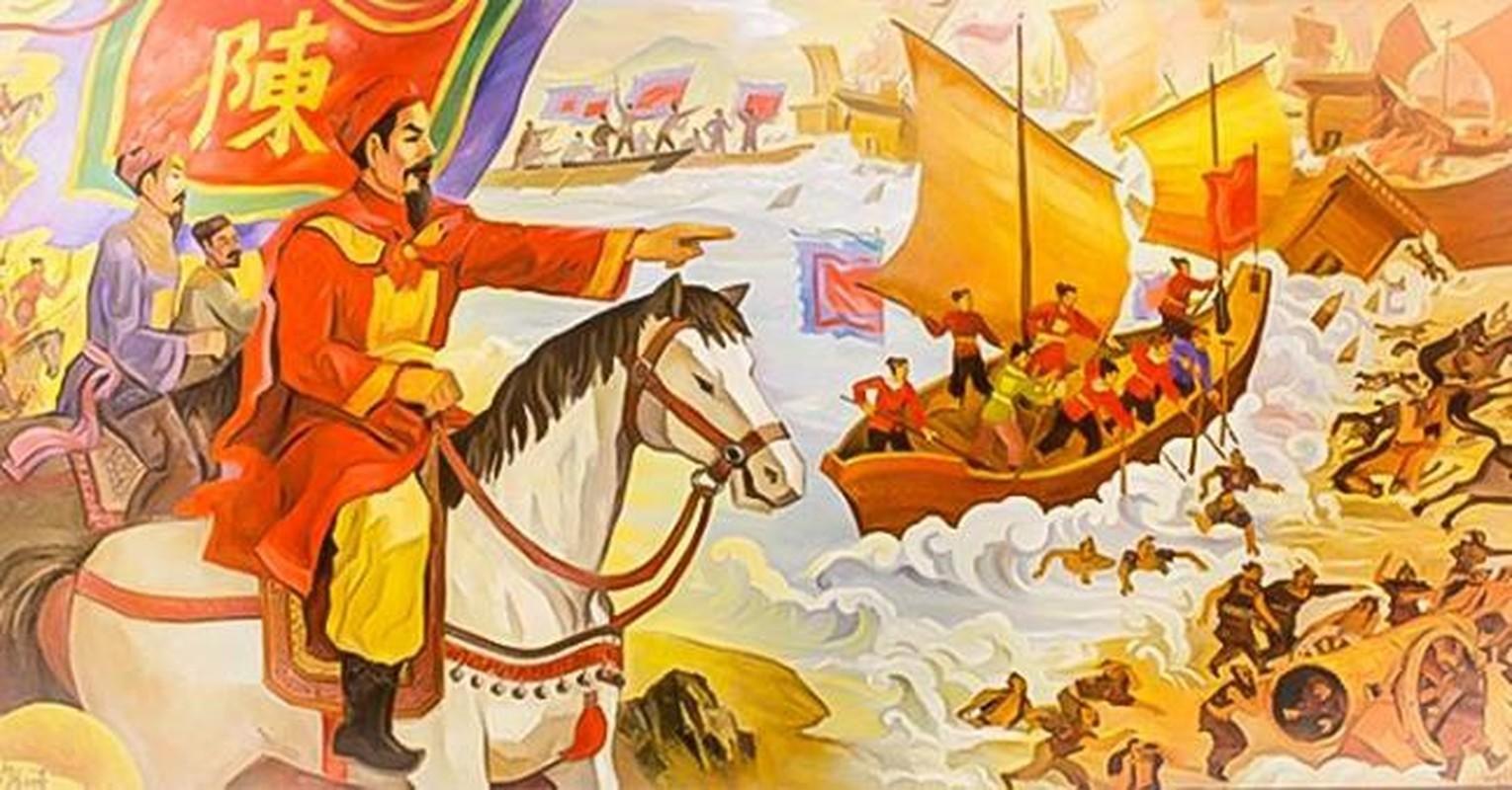 Vua nuoc Viet nao coi hoang bao dap cho thu cap tuong Mong Co?