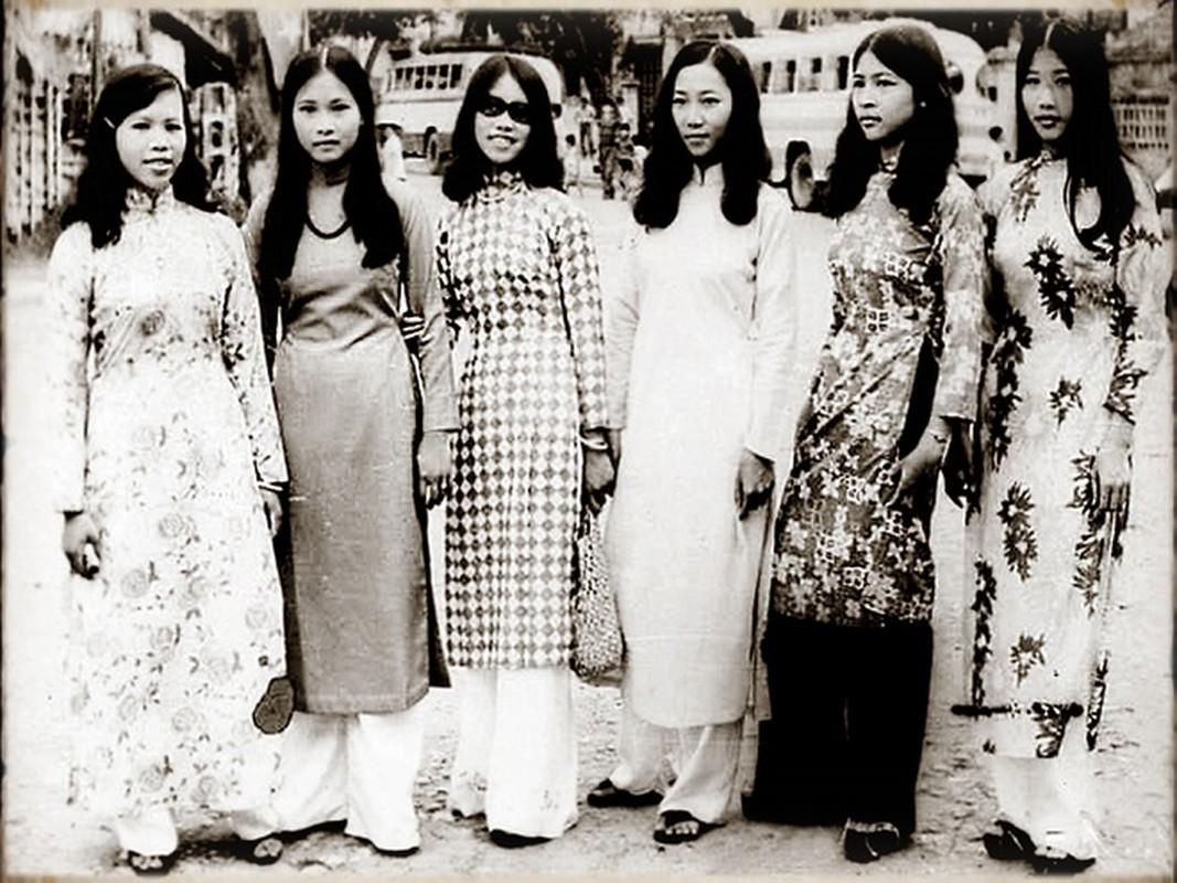 Ao dai Viet Nam thay doi the nao trong hon 100 nam qua?-Hinh-9