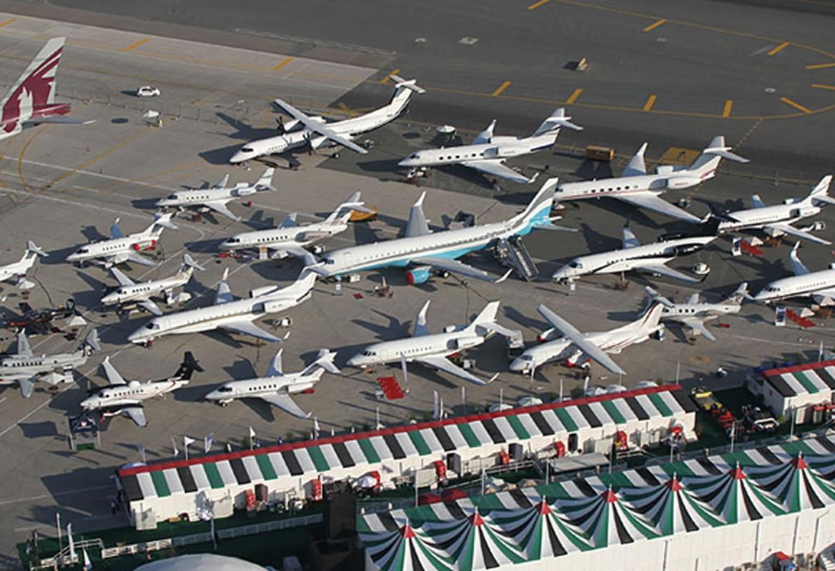 Toan canh hoanh trang cua trien lam hang khong Dubai Air Show-Hinh-8