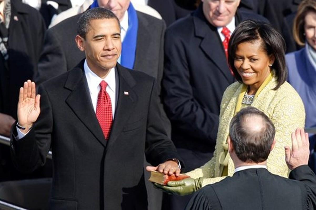 Soi gia tron cay hang hieu cua Tong thong Obama