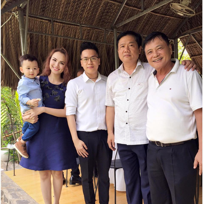 Ban gai Cuong Do la mong 'ngay ay', Ngoc Trinh thieu 'nguoi yeu'-Hinh-4