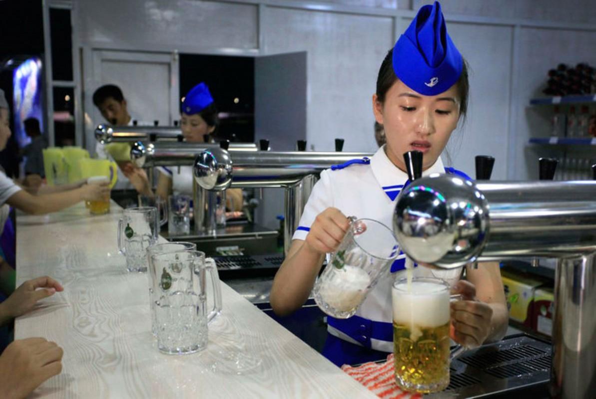 Anh hiem ve Le hoi Bia Taedonggang o Trieu Tien-Hinh-7