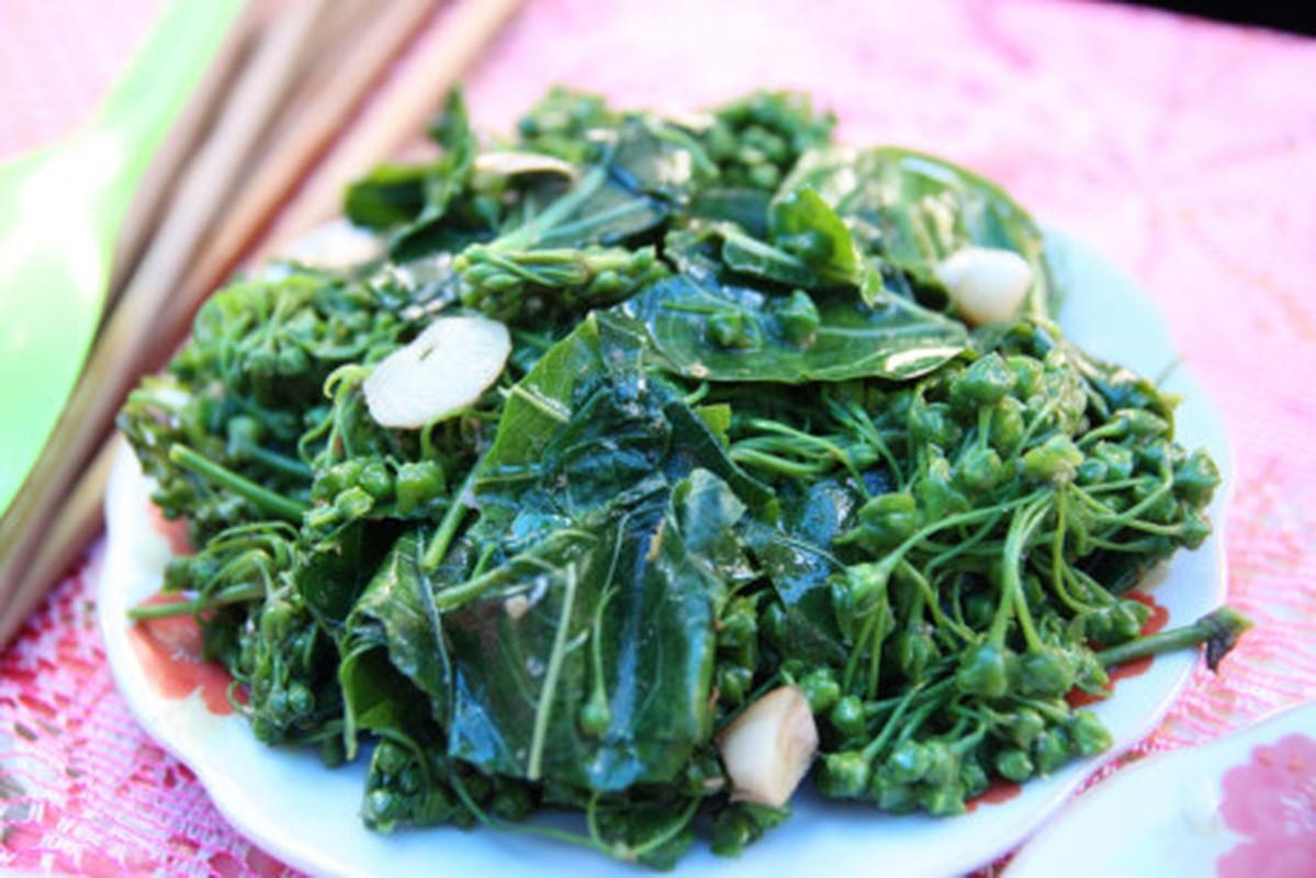 Khong ngo la ngon lai bien thanh dac san o Lai Chau