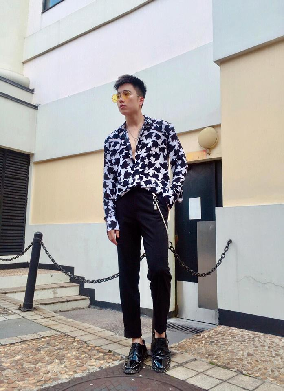 Gu thoi trang cuc chat cua ban trai My soi trong Quynh Bup Be-Hinh-3
