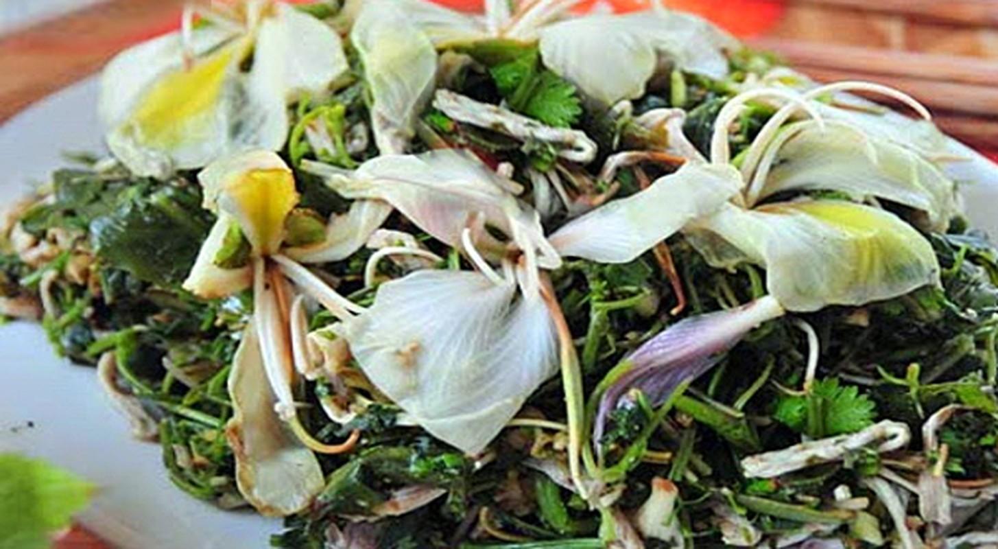 Dien Bien, que huong ban gai Dinh Trong co nhung mon an doc dao nay-Hinh-10
