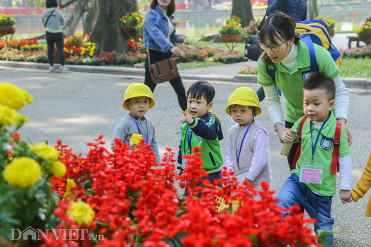 Trien lam hoa, cay canh tram trieu thu hut nguoi dan Ha Noi-Hinh-11