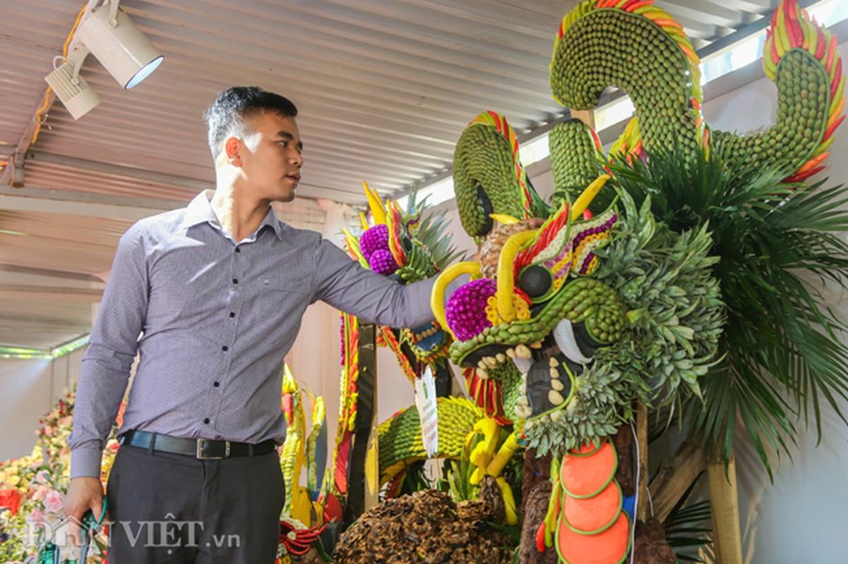 Trien lam hoa, cay canh tram trieu thu hut nguoi dan Ha Noi-Hinh-13