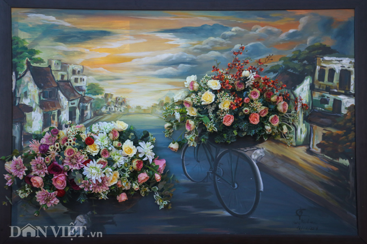 Trien lam hoa, cay canh tram trieu thu hut nguoi dan Ha Noi-Hinh-14