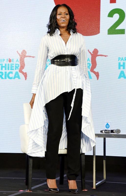 Ngam gu thoi trang sanh dieu cua cuu de nhat phu nhan Michelle Obama-Hinh-12