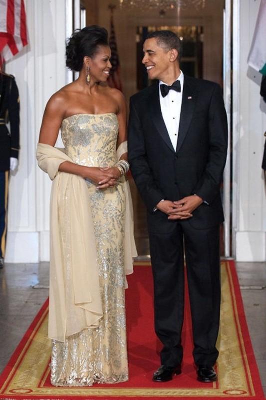 Ngam gu thoi trang sanh dieu cua cuu de nhat phu nhan Michelle Obama-Hinh-2