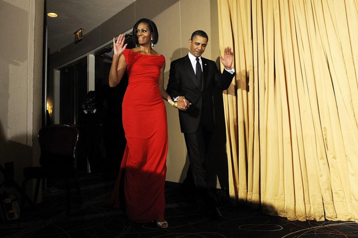 Ngam gu thoi trang sanh dieu cua cuu de nhat phu nhan Michelle Obama-Hinh-3