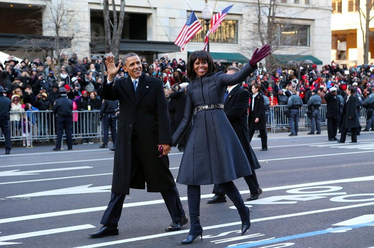 Ngam gu thoi trang sanh dieu cua cuu de nhat phu nhan Michelle Obama-Hinh-4