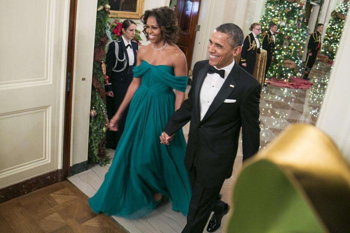 Ngam gu thoi trang sanh dieu cua cuu de nhat phu nhan Michelle Obama-Hinh-5