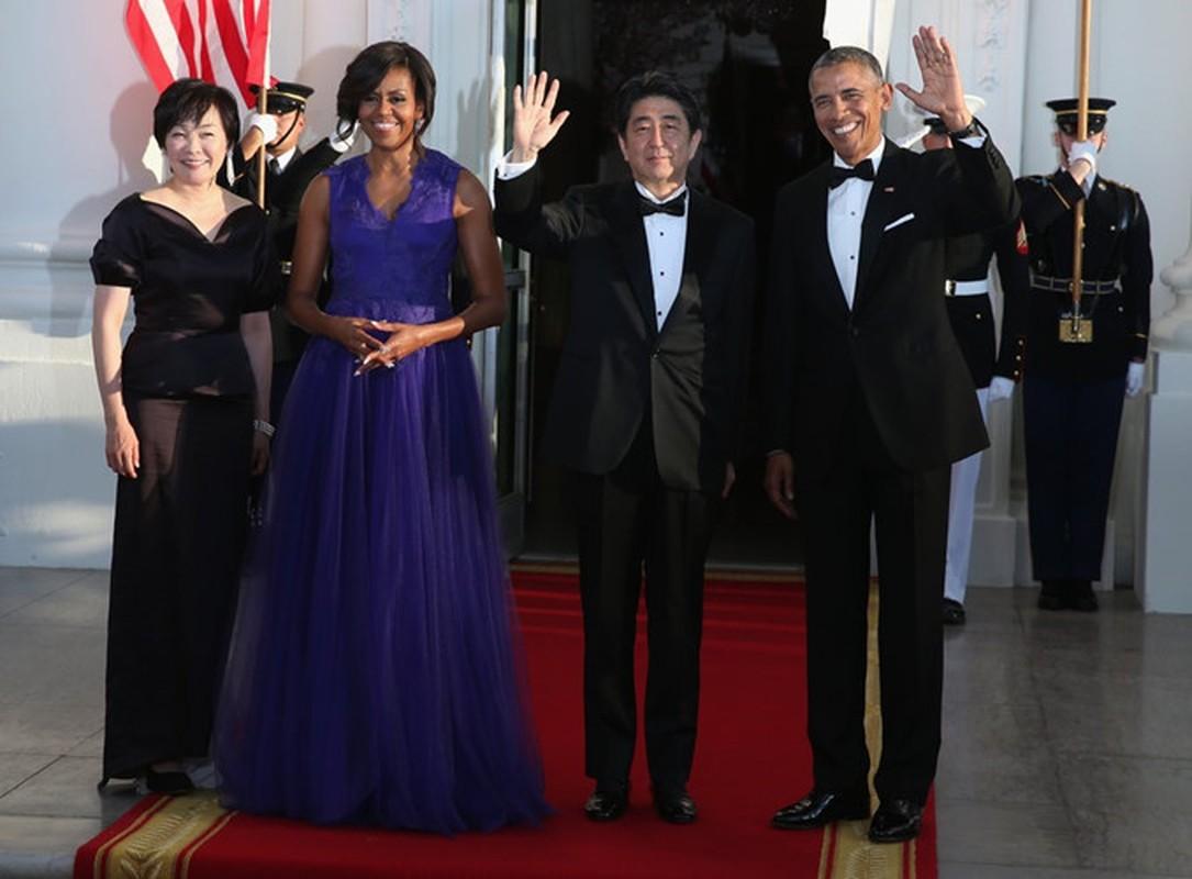 Ngam gu thoi trang sanh dieu cua cuu de nhat phu nhan Michelle Obama-Hinh-9