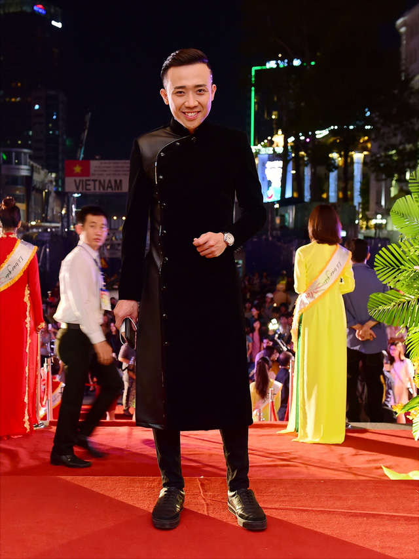 """Xem cac my nam Viet """"xung xinh"""" ao dai du xuan don Tet-Hinh-10"""