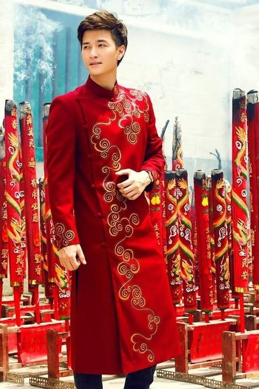 """Xem cac my nam Viet """"xung xinh"""" ao dai du xuan don Tet-Hinh-11"""