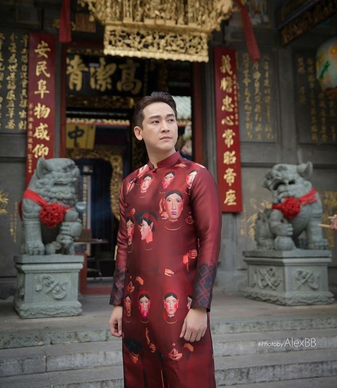 """Xem cac my nam Viet """"xung xinh"""" ao dai du xuan don Tet-Hinh-7"""